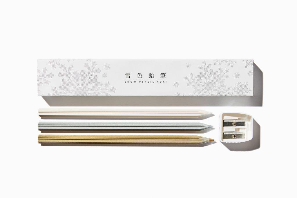 雪色鉛筆パッケージイメージ