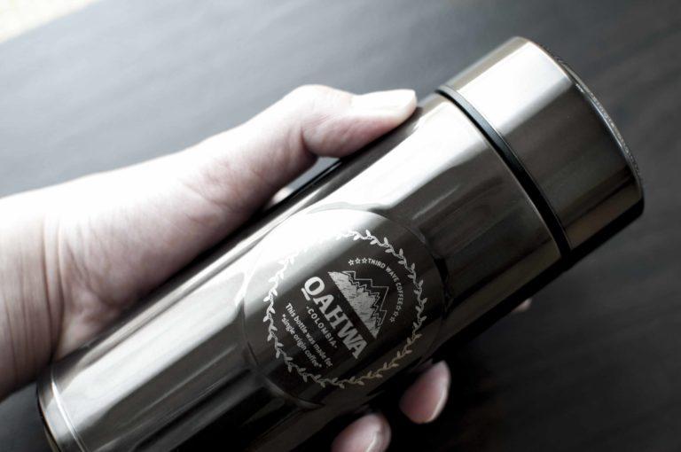 Qahwa(カフア)コーヒーボトルのイメージ画像01