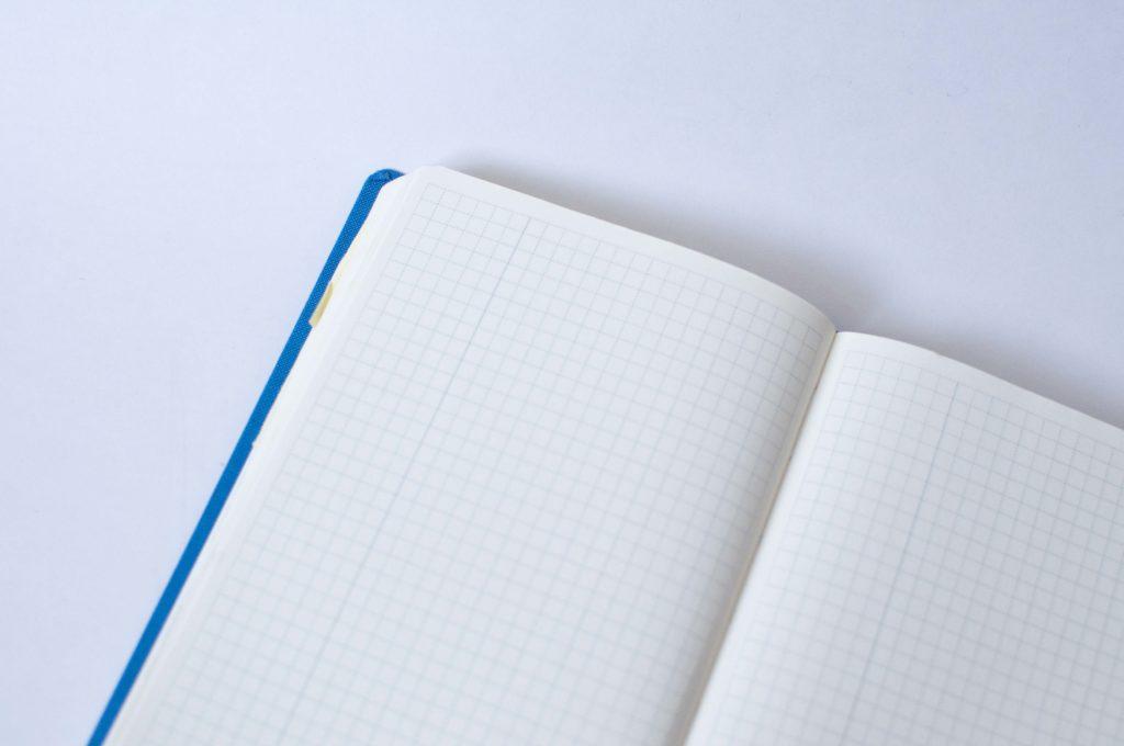 ほぼ日手帳WEEKS(ノートページ)