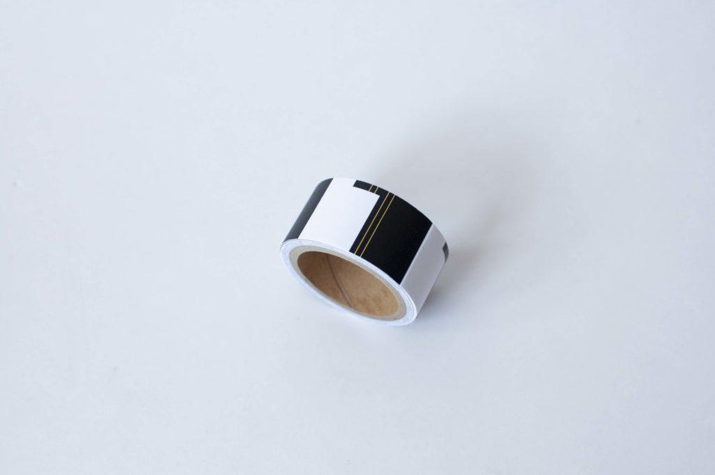 マルマン・二ーモシネ・ロール付箋タブ型(商品全体)