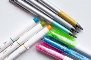 デコレーション用カラーペン・カラーマーカーのイメージ画像