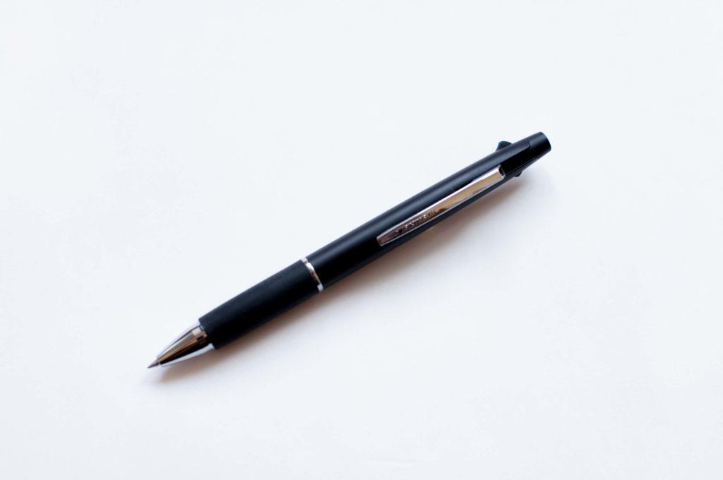 三菱鉛筆・uni・JETSTREAM3色ボールペン(全体イメージ)
