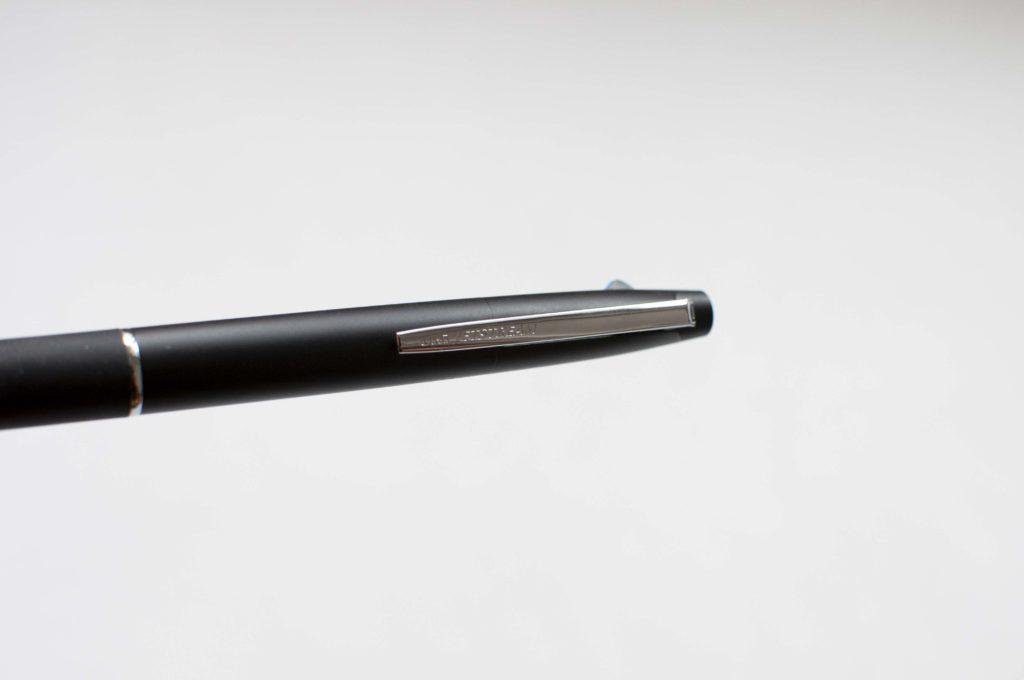 三菱鉛筆・uni・JETSTREAM3色ボールペン(ノック部分イメージ)