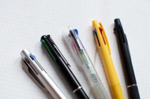 多色・多機能ボールペンまとめ・イメージ画像